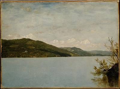 Lake Painting - Lake George by John Frederick