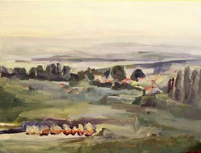 Landscape Original by Ewa Smuga