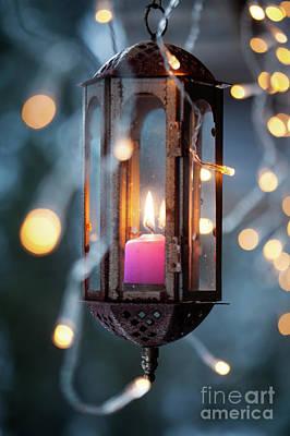 Photograph - Lantern by Kati Molin