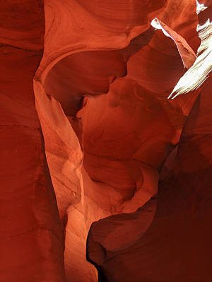 Photograph - Lower Antelope Canyon Navajo Tribal Park #7 by NaturesPix