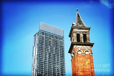Manchester - Beetham Tower Original by Hristo Hristov
