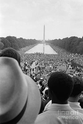 March On Washington, 1963 Art Print by Granger