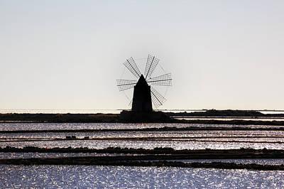 Sicily Photograph - Marsala - Sicily by Joana Kruse