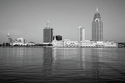 Photograph - Mobile Skyline by L O C
