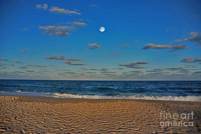 Photograph - 6- Moondance by Joseph Keane
