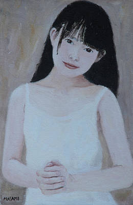 Painting - Morning by Masami IIDA