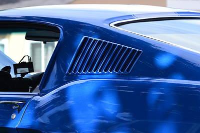 Photograph - Mustang Details by Dean Ferreira