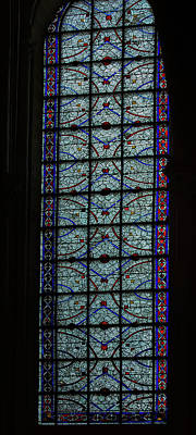 Digital Art - Notre Dame De Chartes Cathedral by Carol Ailles