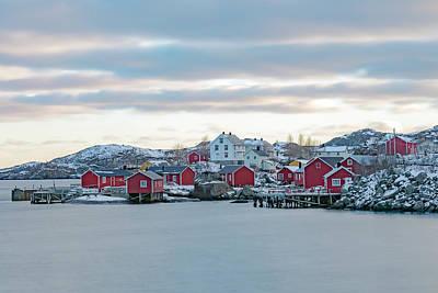 Photograph - Nusfjord, Lofoten - Norway by Joana Kruse