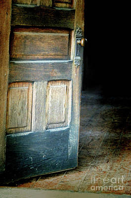 Photograph - Open Door by Jill Battaglia