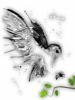 Owl Collection Art Print