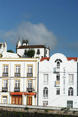 Ponta Delgada - Azores Art Print by Gaspar Avila