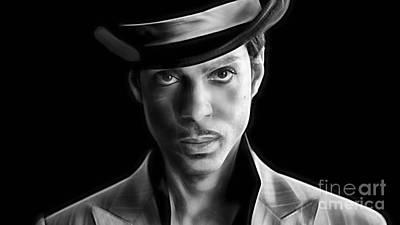 Prince Tribute Art Print