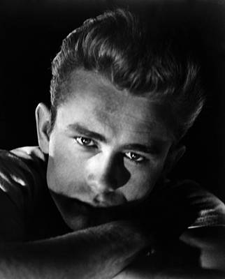 Rebel Without A Cause, James Dean, 1955 Art Print by Everett