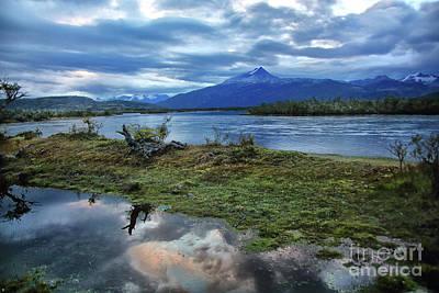 Photograph - Reflections by Rick Bragan