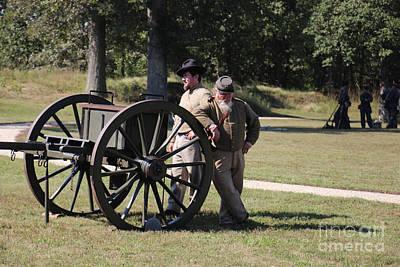 Photograph - Richmond National Battlefield Parks. by Ausra Huntington nee Paulauskaite