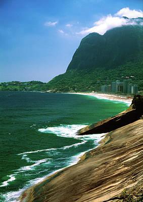 Photograph - Rio De Janeiro Brazil by Douglas Pulsipher