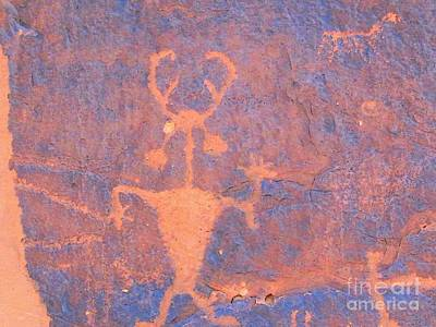 Photograph - Rock Art - Utah by Lisa Dunn