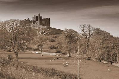 Beautiful Ireland Photograph - Rock Of Cashel by John Quinn