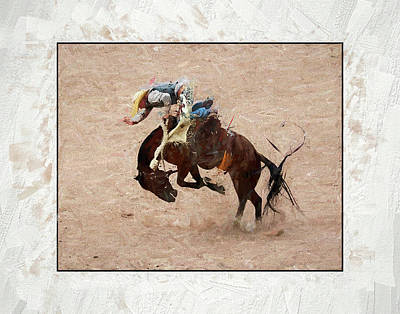 Photograph - Rodeo by John Freidenberg