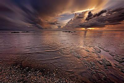 Photograph - Seascape Of Hilton Head Island by Peter Lakomy