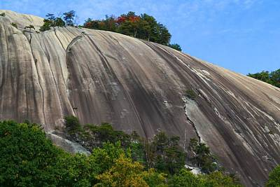 Photograph - Stone Mountain by Kathryn Meyer