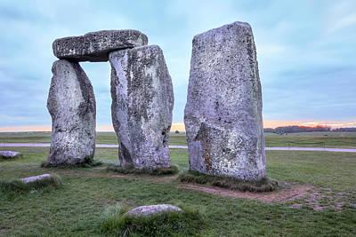 Amesbury Photograph - Stonehenge - England by Joana Kruse
