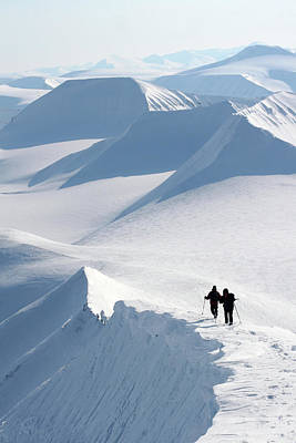 Svalbard, Norway Art Print