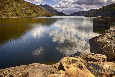 Lake Photograph - Thirlmere by Nichola Denny