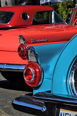 Photograph - Thunderbird Detail by Dean Ferreira