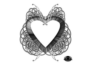 Digital Art - Untitled by Afrodita Ellerman