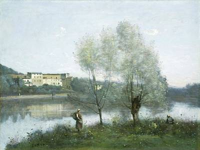 Painting - Ville-d'avray by Jean-Baptiste-Camille Corot