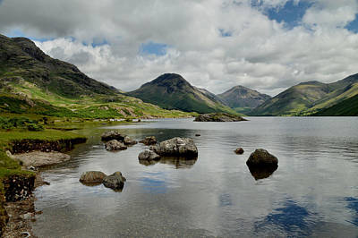 Photograph - Wastwater by Sarah Couzens
