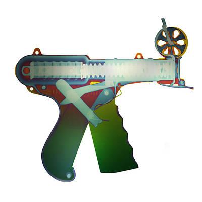 Photograph - X-ray Ray Gun #5 by Roy Livingston