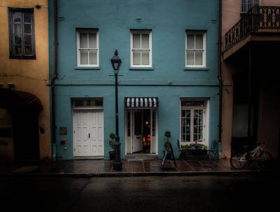 Photograph - 608 Bienville Street by Greg Mimbs
