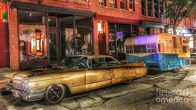 Photograph - 60's Stylin' by Scott Harrison