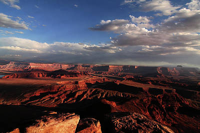 Photograph - Canyonlands  National Park by Mark Smith