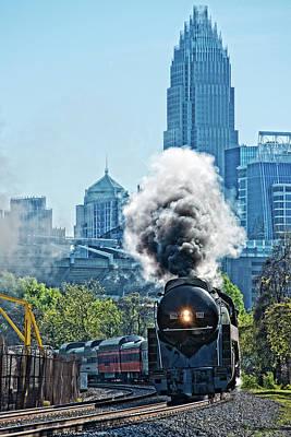 611 Photograph - 611 In Charlotte by Matt Plyler
