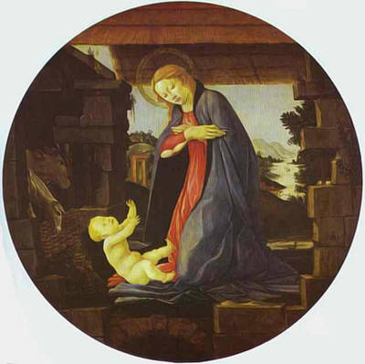 Photograph - Unknown Painting Name by Alessandro Botticelli