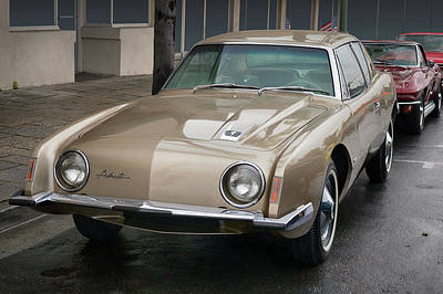 Photograph - 63 Avanti by Bill Dutting
