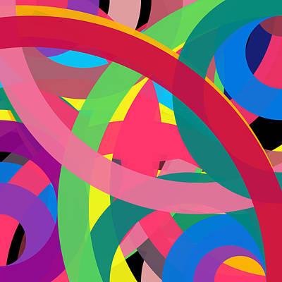 Drawing - 63245986 - Phi Word Circle by REVAD David Riley
