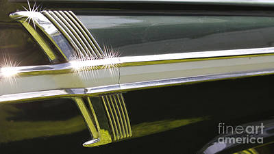 64 Ford Fairlane 500 Art Print