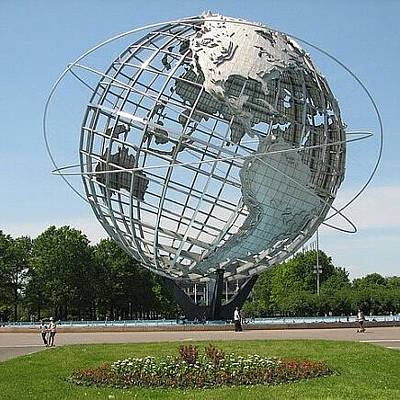 Photograph - '64 New York World's Fair by Christopher Woods