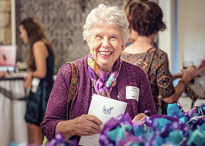 Photograph - Wcap Gala by Jeanette Fellows