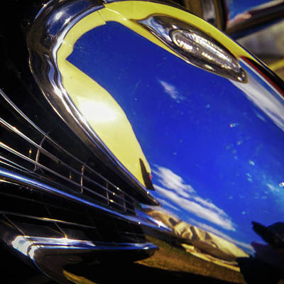 Photograph - '65 Cadillac Abstract by Samuel M Purvis III