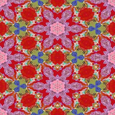 Steampunk - Kaleidoscopic ornamental pattern by Miroslav Nemecek