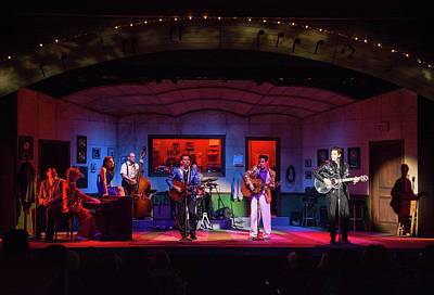 Photograph - Million Dollar Quartet by Andy Smetzer