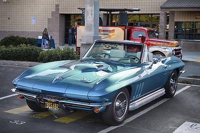 Photograph - 66 B B Roadster by Bill Dutting