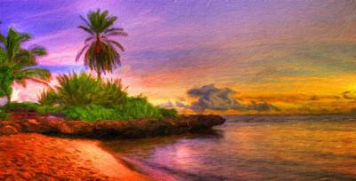 Art For Sale Painting - Art Landscape Nature  by Margaret J Rocha