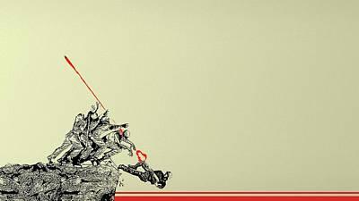 Design Digital Art - Artistic by Super Lovely